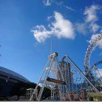 東京ドームシティアトラクションズで遊園地を楽しもう