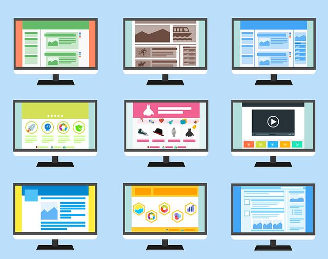 ブログとホームページを別にするか、それともブログをホームページに組み込むか?