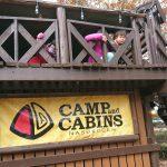 キャンプアンドキャビンズ那須高原のバンガローはリーズナブル&快適
