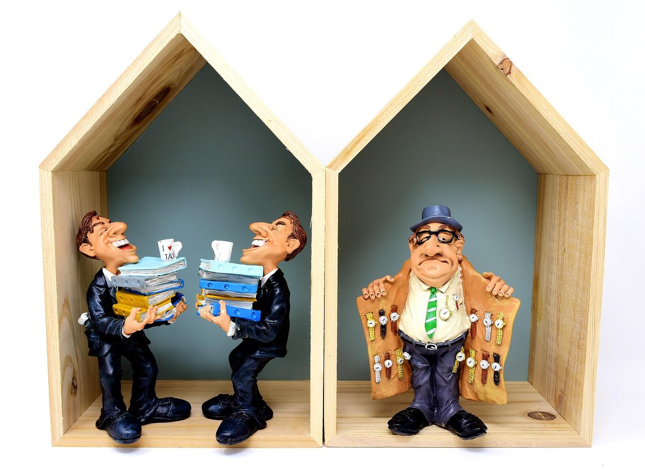 業務請負先や業務委託先への外注費が税務調査で給与認定を受けてしまったらどうなる?